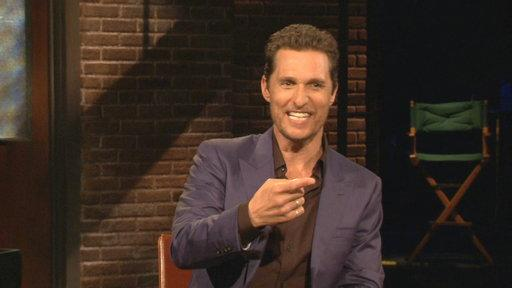 Matthew McConaughey: Male Strip Clubs