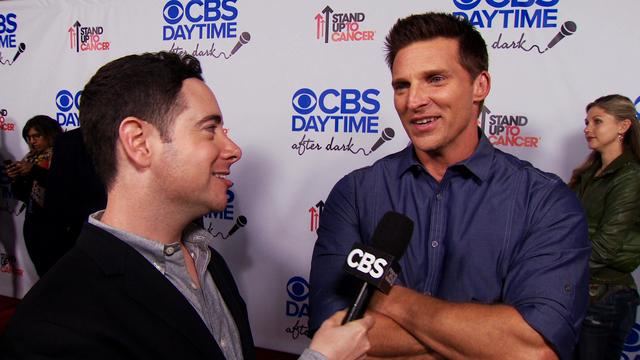 Stand Up to Cancer - Steve Burton