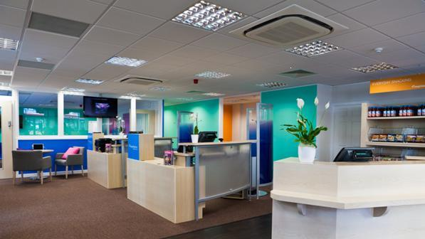 Weight Watchers Lifestyle Centre in Reading, UK