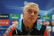 Deschamps to make France decision at the weekend - report
