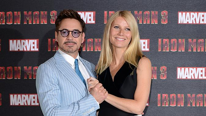 Iron Man 3 - Photocall