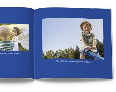 Custom photo books ($9.99 and up)