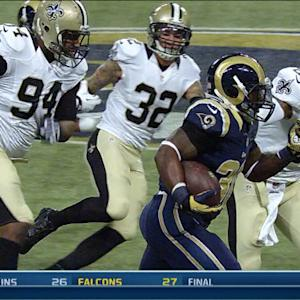 Week 15: St. Louis Rams running back Zac Stacy highlights