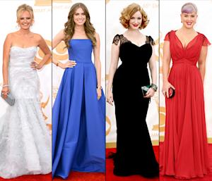Win a Lookalike Version of Malin Akerman's, Allison Williams', Christina Hendricks' or Kelly Osbourne's Emmy Ensemble