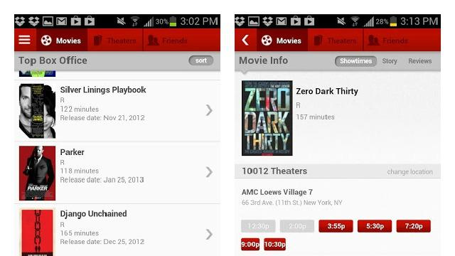 MoviePass Gives Android Owners Unlimited Theater Tickets for $30 per Month