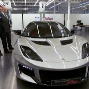 Lotus Has a New Boss...and a New Car