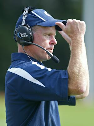 Georgetown FB coach Kelly joins Ball State