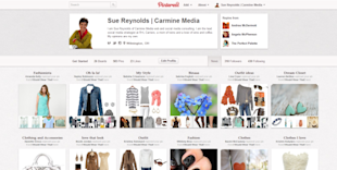 Pinterest Testing New News Section image pinterest news section