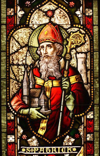 St. Patrick Never Drove Snakes Out of Ireland