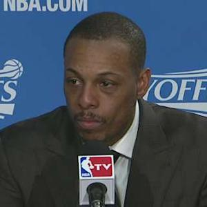 Wittman, Pierce on Game 1