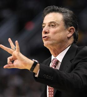 Rick Pitino's prepared Louisville Cardinals send tuckered out top-seeded Michigan State home