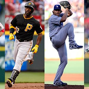 MLB Top 10: Best of 2015
