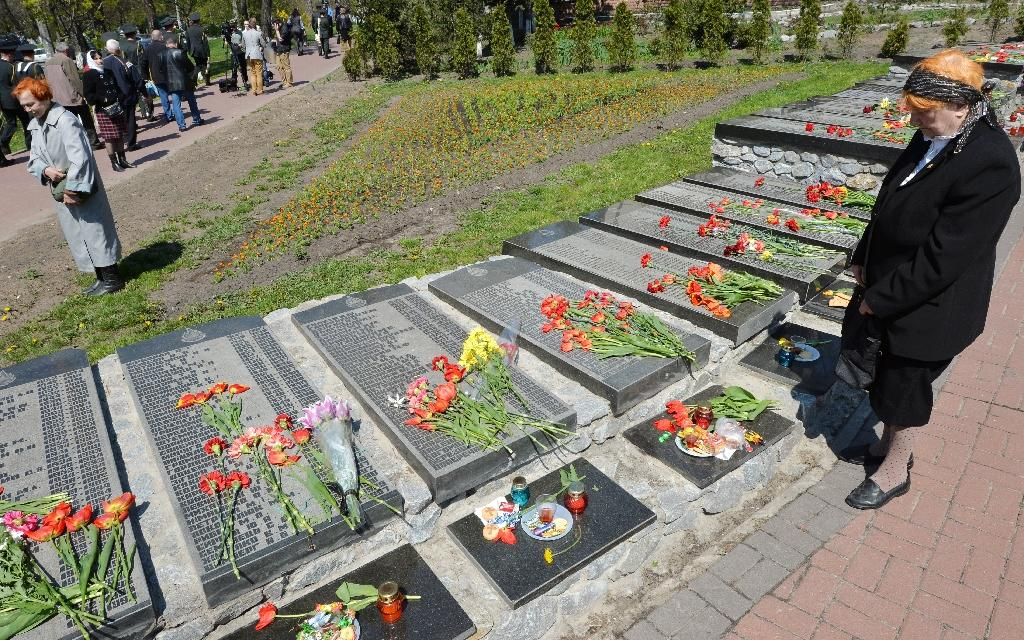 Ukraine marks 29 years since Chernobyl disaster