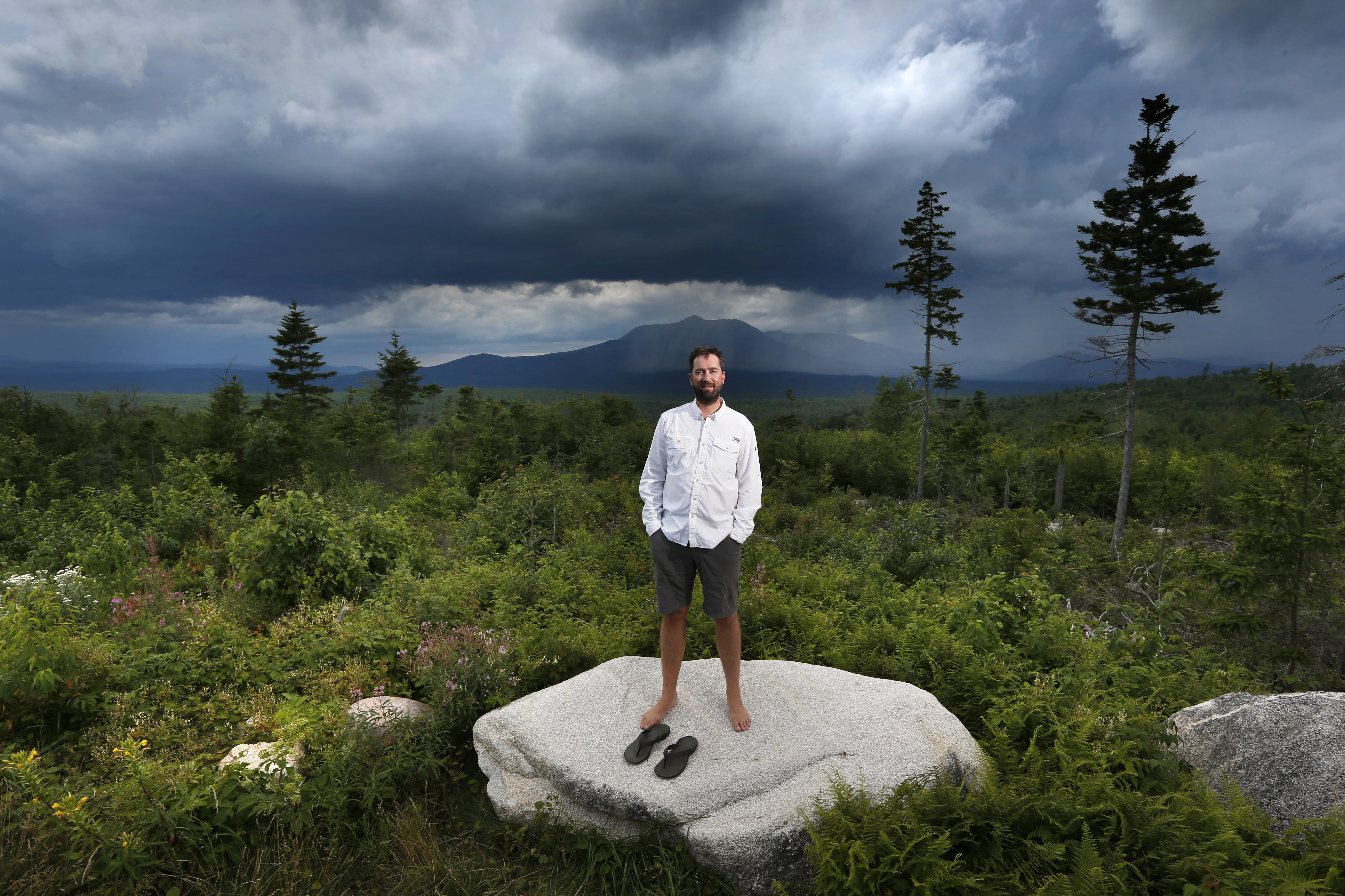 Maine land from Burt's Bees founder is new national monument