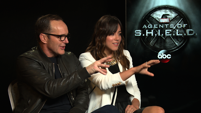 'Agents of S.H.I.E.L.D.' on Heartbreaking Loss
