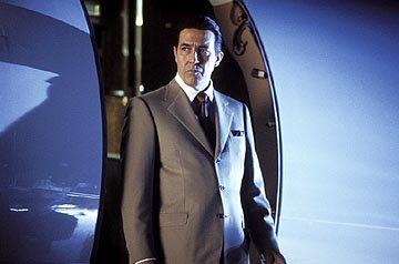 Ciaran Hinds as Dr. Jonathan Reiss in Paramount's Lara Croft Tomb Raider: The Cradle of Life