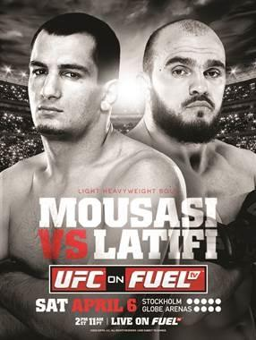 UFC on Fuel TV 9 Marks Second Best Live Fight TV Ratings in Fuel TV History