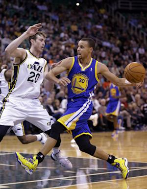 Warriors' Curry out vs. Grizzlies with concussion