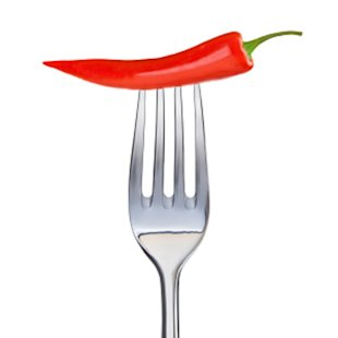 Raw or pickled, chile peppers help boost your metabolism.