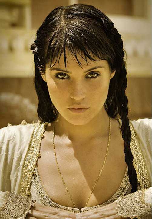 Prince of Persia the Sands of time Walt Disney 2010 Gemma Arterton
