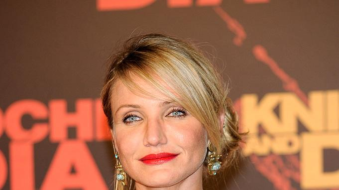 Knight and Day Spanish Premiere 2010 Cameron Diaz