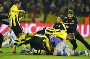 Zac Lee Rigg: Hollywood ending goes Borussia Dortmund's way
