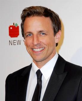 Seth Meyers Named Host Of NBC's 'Late Night', Lorne Michaels To Exec Produce