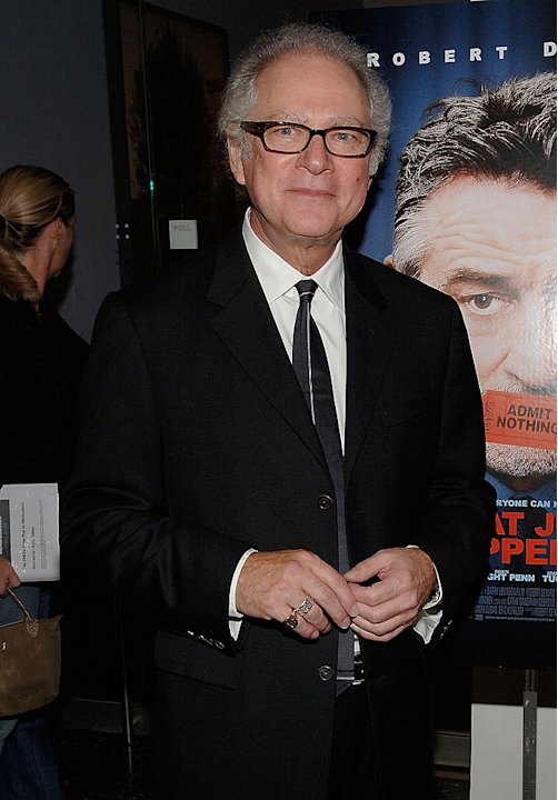What Just Happened Premiere 2008 NY Barry Levinson