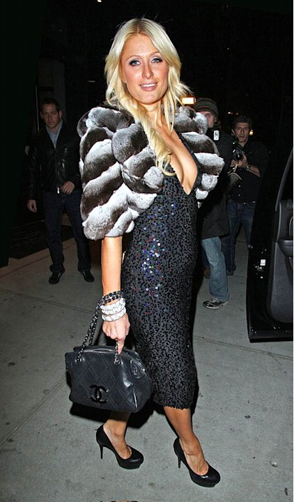Paris Hilton th Bday