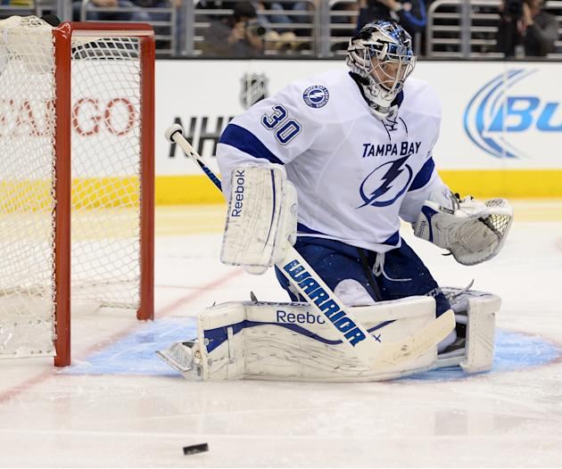 Tampa Bay Lightning v Los Angeles Kings