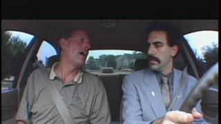 Borat Scene: Driving Instructor