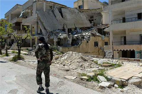 UN investigates Syria chemical weapons use