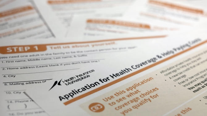 Obama admin. projected strong health plan signups