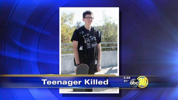 Coarsegold teen killed in skateboarding accident
