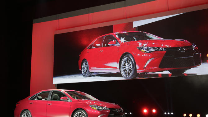 Toyota Camry gets a top-to-bottom makeover