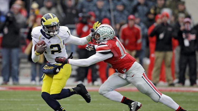Buckeyes not perfect on defense, but still 3-0