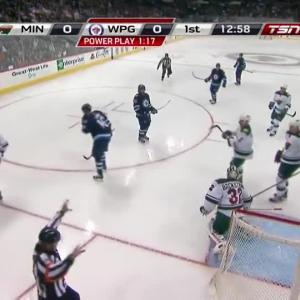 Minnesota Wild at Winnipeg Jets - 09/22/2014