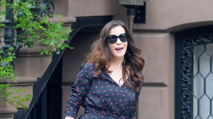 Liv Tyler Leaving Home