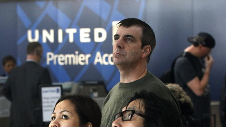 Computer problems at United delay travelers