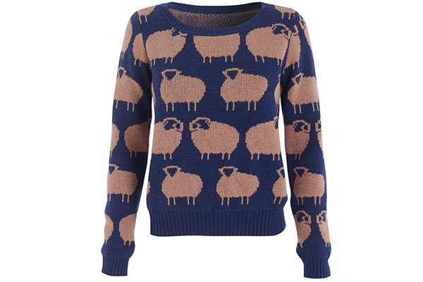 Debenhams, H! by Henry Holland sheep jumper