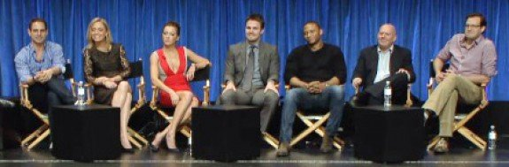 'Arrow' At PaleyFest: Emily …