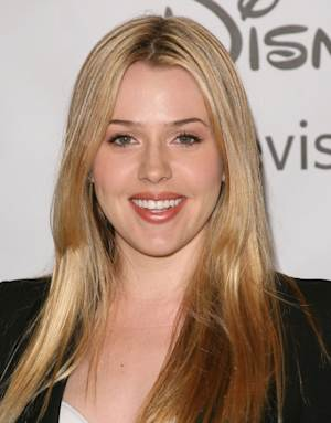 Majandra Delfino arrives at the Disney ABC Televison Group's 'TCA 2001 Summer Press Tour' at the Beverly Hilton Hotel on August 7, 2011 -- Getty Premium
