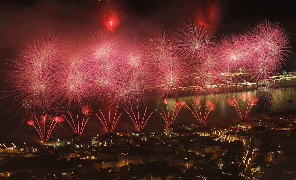 New Year 2013 Madeira Portugal