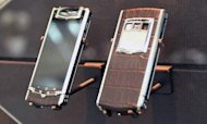 Vertu Launches The £7,000 Smartphone