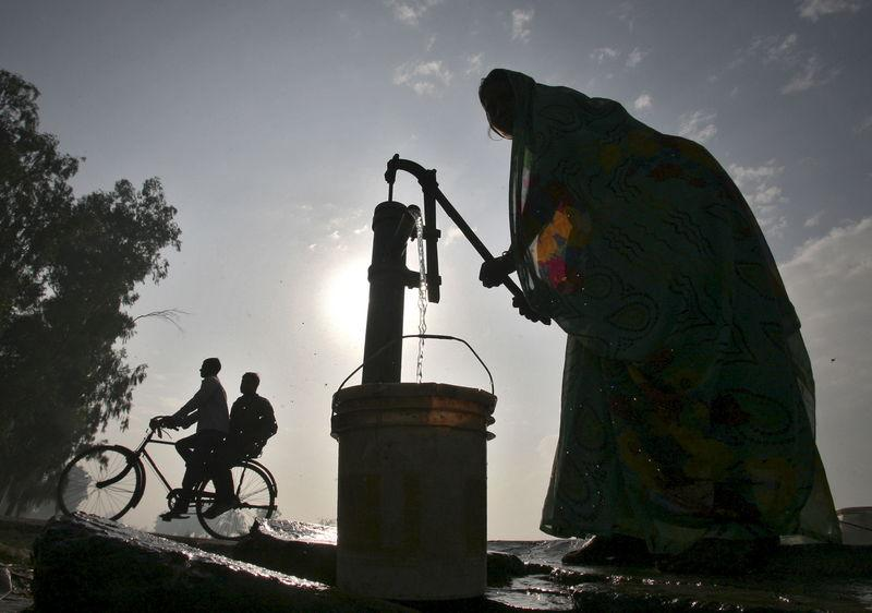 Drought-hit India's quest for water hampered by thirsty crops