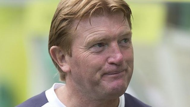 Stuart McCall is happy with his attacking options at Motherwell
