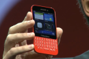 Awful sales forced BlackBerry to cancel two phones planned for 2014