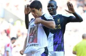 Sakho: I'm glad I don't play against Suarez