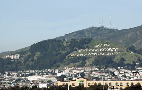 South San Francisco, The Industrial City: Named as Publicity Stunt?