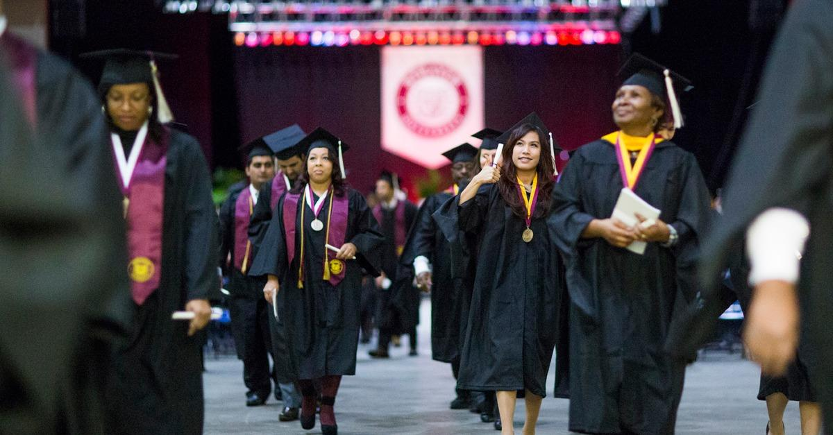 Classes Online or On Campus at Strayer University